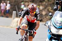 11th July 2021, Ceret, Pyrénées-Orientales, France; Tour de France cycling tour, stage 15, Ceret to  Andorre-La-Vieille;  DE GENDT Thomas (BEL) of LOTTO SOUDAL  during stage 15 of the 108th edition of the 2021 Tour de France cycling race, a stage of 191,3 kms between Ceret and Andorre-La-Vieille