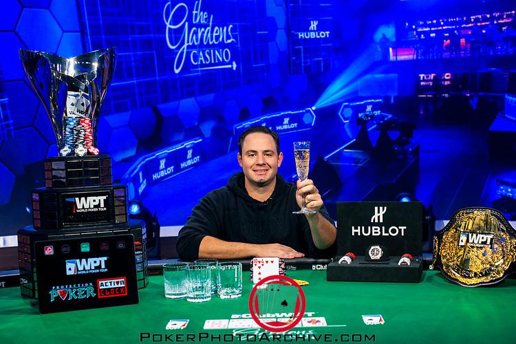 WPT Gardens Poker Championship S18