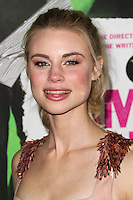 """LOS ANGELES, CA - FEBRUARY 04: Lucy Fry at the Los Angeles Premiere Of The Weinstein Company's """"Vampire Academy"""" held at Regal Cinemas L.A. Live on February 4, 2014 in Los Angeles, California. (Photo by Xavier Collin/Celebrity Monitor)"""