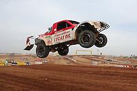 Mar. 19, 2011; Chandler, AZ, USA;  LOORRS pro two driver Rodrigo Ampudia during round one at Firebird International Raceway. Mandatory Credit: Mark J. Rebilas-US PRESSWIRE