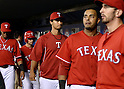 Texas Rangers vs Tampa Bay Rays - MLB baseball American League Wildcard Tiebreaker