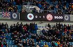 04.03.2020: Rangers v Hamilton: Full time score