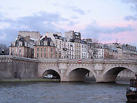 PARIS--The Seine