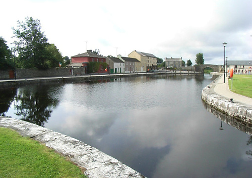 File image of Richmond Harbour in Cloondara, Co Longford