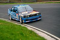 1991 British Touring Car Championship. #11 Will Hoy (GB). BMW Team Listerine. BMW M3.