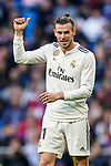 Gareth Bale of Real Madrid reacts during the La Liga 2018-19 match between Real Madrid and Real Valladolid at Estadio Santiago Bernabeu on November 03 2018 in Madrid, Spain. Photo by Diego Souto / Power Sport Images