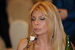 ANA BETTZ BETTOZZI<br /> CAMPAGNA ELETTORALE DI ALFREDO ANTONIOZZI POPOLO DELLE LIBERTA' HOTEL ERGIFE ROMA 2008