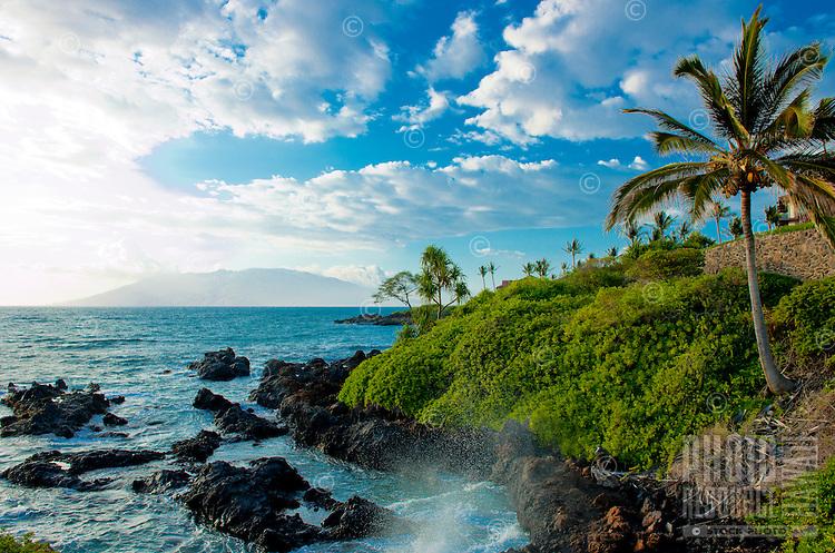 Scenic Wailea Beach Walk along South Maui's Resort Shoreline