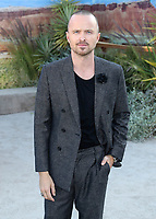 "WESTWOOD, CA - OCT 7:  Aaron Paul at the premiere Of Netflix's ""El Camino: A Breaking Bad Movie"" at the Regency Village Theatre on October 7. 2019 in Westwood, California. (Photo by Xavier Collin/PictureGroup)"
