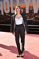 """LOS ANGELES, USA. July 23, 2019: Maya Hawke at the premiere of """"Once Upon A Time In Hollywood"""" at the TCL Chinese Theatre.<br /> Picture: Paul Smith/Featureflash"""