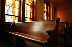 Chapel in Sorin College..Photo by Matt Cashore..