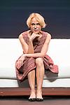 Antonia San Juan during `Lo malo de ser perfecto´ theater play representation in Madrid, Spain. October 05, 2015.<br /> (ALTERPHOTOS/BorjaB.Hojas)