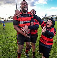 170722 Horowhenua Kapiti Premier Club Rugby Final - Waikanae v Paraparaumu