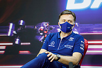 CAPITO Jost, Chief Executive Officer of Williams Racing, portrait, press conference during Formula 1 Gulf Air Bahrain Grand Prix 2021 from March 26 to 28, 2021 on the Bahrain International Circuit, in Sakhir, Bahrain -  <br /> 26/03/2021 <br /> Formula 1 Gp Bahrein <br /> Photo Florent Gooden/DPPI/Panoramic/Insidefoto <br /> Italy Only <br /> 26/03/2021 <br /> Formula 1 Gp Bahrein <br /> Photo DPPI/Panoramic/Insidefoto <br /> Italy Only