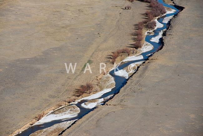 Stream near Sugar City, Colorado.  April 2013. 84773