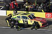 #19: Brandon Jones, Joe Gibbs Racing, Toyota Supra Menards/Atlas