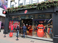 The official Rolling Stones store, RS № 9 opens in Carnaby Street, London on September 9th 2020<br /> <br /> Photo by Keith Mayhew