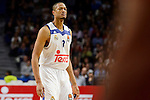 Real Madrid's player Anthony Randolph during match of Turkish Airlines Euroleague at Barclaycard Center in Madrid. November 24, Spain. 2016. (ALTERPHOTOS/BorjaB.Hojas)