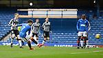 06.03.2021 Rangers v St Mirren: Ianis Hagi scores goal no 3 for Rangers