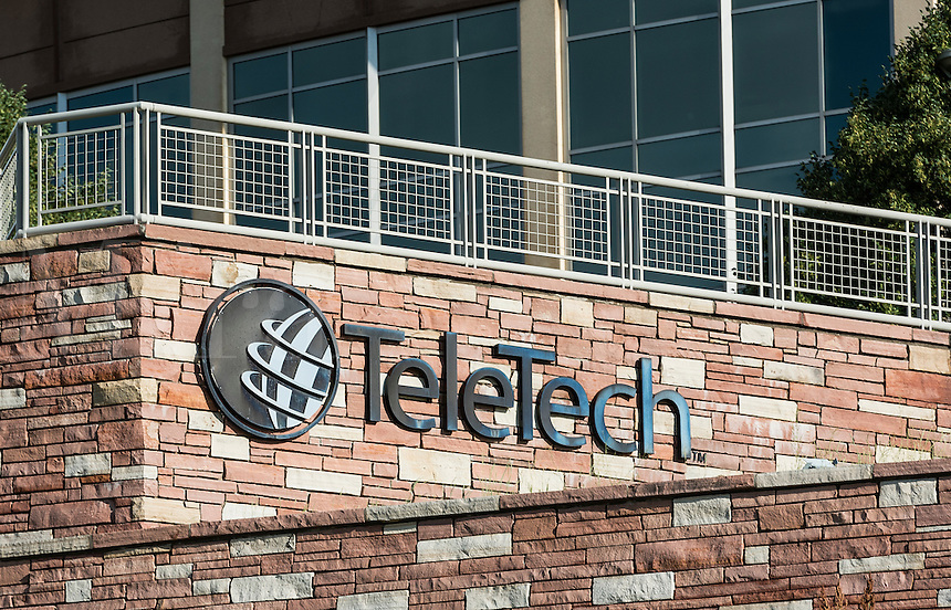 Tele Tech headquarters, Englewood, Colorado, USA.