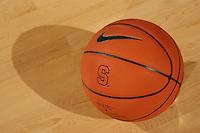31 October2005: Photo of a basketball.