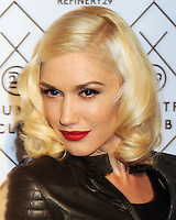 NEW YORK CITY, NY, USA - SEPTEMBER 04: Singer Gwen Stefani arrives at the Refinery29 Country Club Launch & NYFW Kick-Off Party held at 82 Mercer on September 4, 2014 in New York City, New York, United States. (Photo by Celebrity Monitor)
