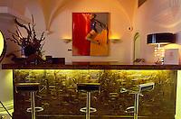 Italien, Capri, Hotel Capri Palace in Anacapri, Bar