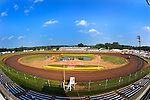 Aug 5, 2010; 5:14:37 PM; New Richmond, WI., USA; The 23rd Annual USA Nationals presented by U.S. Steel Corporation running a 50,000-to-win World of Outlaws Dirt Late Model Series sanctioned event at Cedar Lake Speedway.  Mandatory Credit: (thesportswire.net)