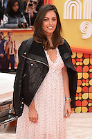 """Olivia Wayne<br /> arrives for the premiere of """"The Nice Guys"""" at the Odeon Leicester Square, London.<br /> <br /> <br /> ©Ash Knotek  D3120  19/05/2016"""