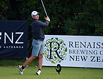 Jerry Ren. Day one of the Renaissance Brewing NZ Stroke Play Championship at Paraparaumu Beach Golf Club in Paraparaumu, New Zealand on Thursday, 18 March 2021. Photo: Dave Lintott / lintottphoto.co.nz