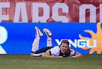 Heather O'Reilly. The USWNT tied New Zealand, 1-1, at an international friendly at Crew Stadium in Columbus, OH.