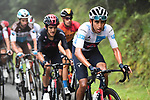 The peloton including White Jersey Egan Bernal (COL) Team Ineos Grenadiers climb Col de Marie Blanque during Stage 9 of Tour de France 2020, running 153km from Pau to Laruns, France. 6th September 2020. <br /> Picture: ASO/Alex Broadway   Cyclefile<br /> All photos usage must carry mandatory copyright credit (© Cyclefile   ASO/Alex Broadway)