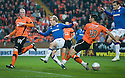 :: DUNDEE UTD'S MIHAEL KOVACEVIC GETS A STRAIGHT RED AFTER PULLING DOWN RANGERS' STEVEN NAISMITH FOR RANGERS' PENALTY :: .19/04/2011   Copyright  Pic : James Stewart.sct_jsp003_dundee_utd_v_rangers .James Stewart Photography 19 Carronlea Drive, Falkirk. FK2 8DN      Vat Reg No. 607 6932 25.Telephone      : +44 (0)1324 570291 .Mobile              : +44 (0)7721 416997.E-mail  :  jim@jspa.co.uk.If you require further information then contact Jim Stewart on any of the numbers above.........