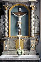 Pfarrkirche St.Margareta, Bürgstadt in Unterfranken, Bayern, Deutschland