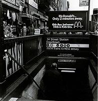 New-York, circa 1985<br /> <br /> (date inconnue)<br /> <br /> PHOTO : Agence Quebec Presse