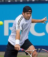15-06-10, Tennis, Rosmalen, Unicef Open,  Benjamin Becker