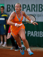 26-05-13, Tennis, France, Paris, Roland Garros, Kiki Bertens