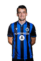 20th August 2020, Brugge, Belgium;   pictured during the team photo shoot of Club Brugge NXT prior the Proximus league football season 2020 - 2021 at the Belfius Base camp