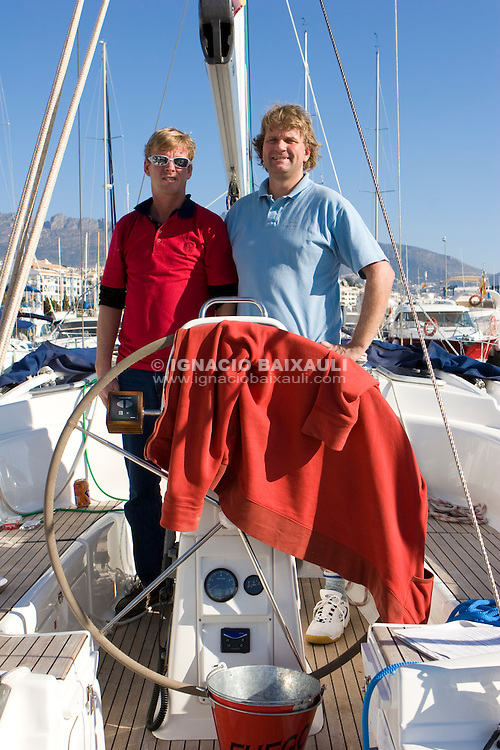 Paradise Freedom - XXII Trofeo 200 millas a dos - Club Náutico de Altea - Alicante - Spain - 22/2/2008