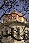 Israel, Mount Carmel, the Bahai Shrine in Haifa