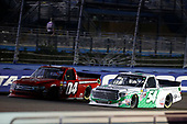 #54: Natalie Decker, DGR-Crosley, Toyota Tundra Arthritis Foundation #04: Cory Roper, Roper Racing, Ford F-150 2019 Preferred Industrial Contractors Inc.