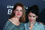 Premiere in Barcelona: ¿Quien mato a Bambi?<br /> Maria Molins & Mar Ulldemolins.