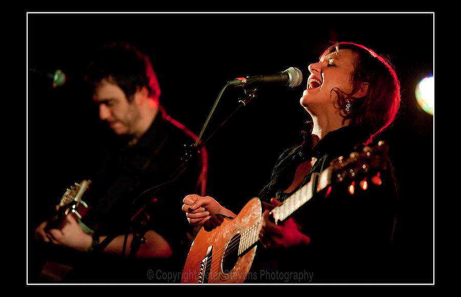 Christine Collister - Rob Cross - Half Moon Putney - 07th November 2010