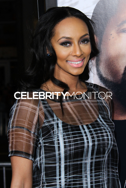 """HOLLYWOOD, CA - JANUARY 13: Keri Hilson at the Los Angeles Premiere Of Universal Pictures' """"Ride Along"""" held at the TCL Chinese Theatre on January 13, 2014 in Hollywood, California. (Photo by David Acosta/Celebrity Monitor)"""