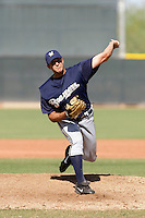 Jon Pokorny - Milwaukee Brewers 2009 Instructional League.Photo by:  Bill Mitchell/Four Seam Images..