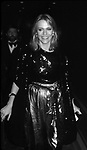 Peggy Lipton attending a Broadway Show on March 1, 1981 in New York City.