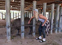 USWNT ZooTampa Visit, February 24, 2019