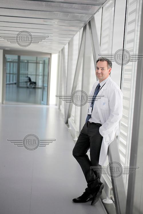 Fredrik Sunde.St.Olavs Hospital, Trondheim, Norway