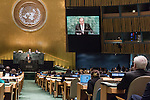 Russian Federation<br /> H.E. Mr. Sergey LAVROV<br /> Minister for Foreign Affairs<br /> <br /> <br /> General Assembly Seventy-first session, 17th plenary meeting<br /> General Debate