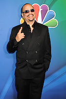 NEW YORK CITY, NY, USA - MAY 12: Ice-T at the 2014 NBC Upfront Presentation held at the Jacob K. Javits Convention Center on May 12, 2014 in New York City, New York, United States. (Photo by Celebrity Monitor)